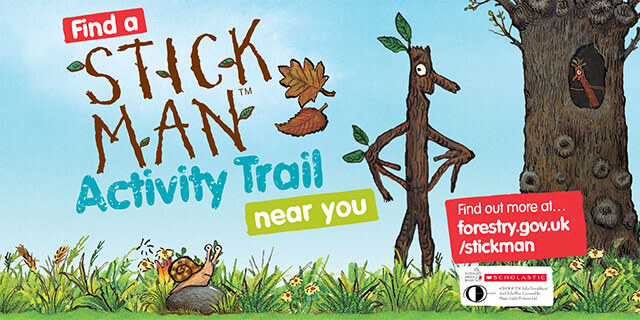 Find a Stick Man Activity Trail near you